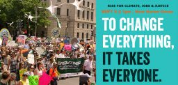 Climate Jobs and Justice Rally